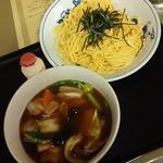 五目つけ麺