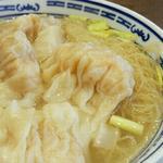 香港海老雲呑麺