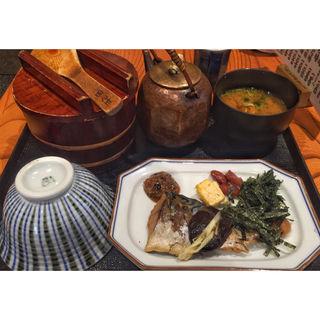さば味噌煮 おひつ膳(おひつ膳 田んぼ 代々木本店 (おひつぜん たんぼ))