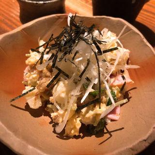 ポテトサラダ(板蕎麦 山灯香 (いたそばさんとうこう))