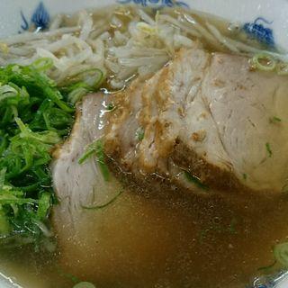 犬鳴チャーシュー麺(岸和田サービスエリア(上り線)スナックコーナー )