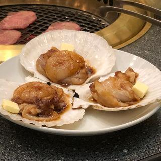 ホタテ(3ケ)