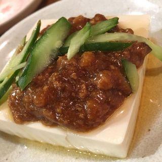 肉味噌豆腐(よかたい ほろよい通り店 (【旧店名】 美少年))