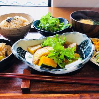 畑の実りごはん(PUBLIC KITCHEN cafe 中崎町店)