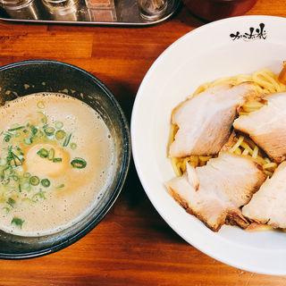 特製つけ麺(らーめん かつお拳 )