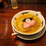 中華そば(中華蕎麦 にし乃)