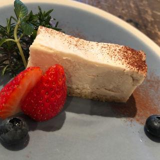 チーズケーキ( Earth & Salt)