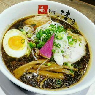 丸鶏ブラック(和 dining 清乃 (セイノ))