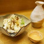 生節ポテトサラダ(ひなかの)