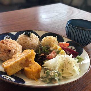 発酵朝食(福日和カフェ)
