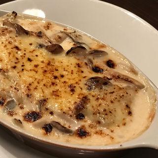 牡蠣グラタン(タンタシオン)