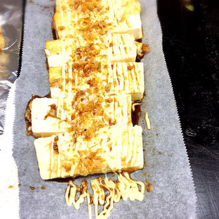 豆腐ステーキ(神戸六甲道・ぎゅんた 丸の内店 )