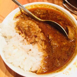 カレー(炭火ホルモン焼 夏冬 御徒町店)