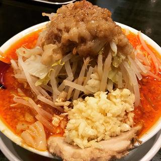 辛味噌ラーメン 小(麺家 德 )