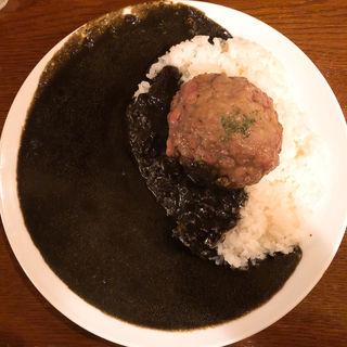 ハンバーグカレー(スープ・サラダ・ドリンク付き)(DORA (ドラ))