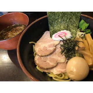 特製つけ麺(自家製麺 KANARI (カナリ))