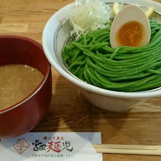 九条ねぎ麺(帰ってきた宮田麺児 )