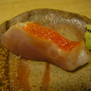 お造り(千葉県銚子産の金目鯛)(和洋酒菜 ひで )