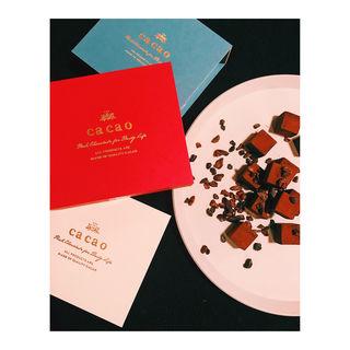 生チョコレート(ca ca o)