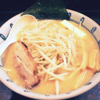味噌バターラーメン(一蔵 (いちぞう))