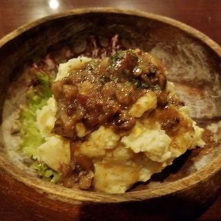 牛すじポテトサラダ(たまり処ココ)