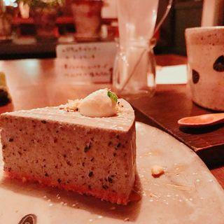 チーズケーキ(CAFE KESHiPEARL(カフェケシパール))