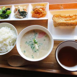 豆藤定食(豆藤・加藤本店)
