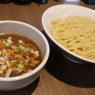 魚介醤油つけ麺(らーめん つけ麺 NOFUJI)