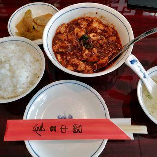 陳麻婆豆腐(陳麻婆豆腐 赤坂店 (チンマーボードウフ))