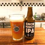 SNOW  MONKEY  IPA