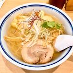 海老ワンタン麺(塩)
