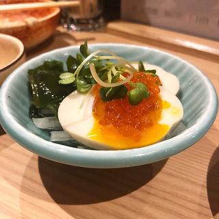 煮玉子いくら(酒場つじや)