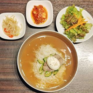 水冷麺定食(KollaBo 六本木店 (コラボ))