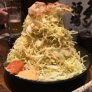 山盛りキャベツ(ダンダダン酒場 新小岩 )