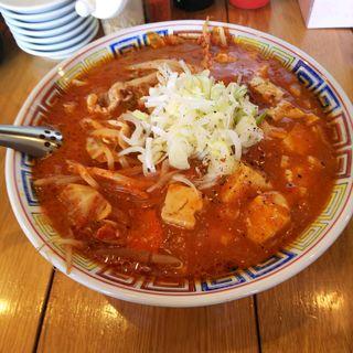 デビル麺1辛(横浜らーめん 吉田家 )