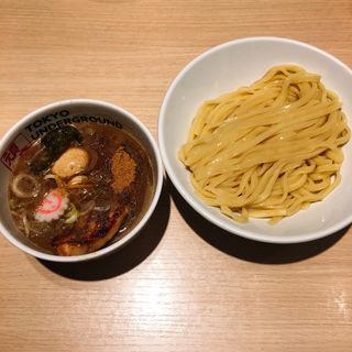 特製つけ麺(東京アンダーグラウンドラーメン 頑者 (TOKYO UNDERGROUND RAMEN 頑者))