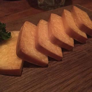 燻製チーズ(燻製キッチン )