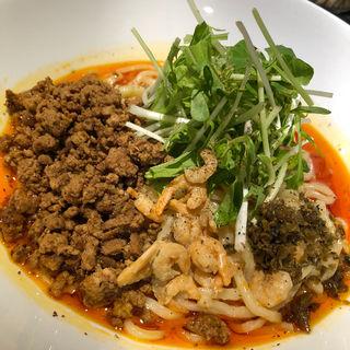 汁なし担々麺(タンタンタイガー)