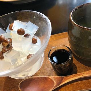 みつ豆(カヤバ珈琲 )