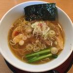 近江鶏塩麺