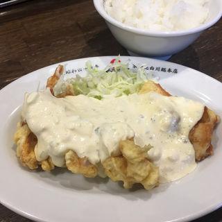 チキン南蛮定食(天下一品 堅田店 )