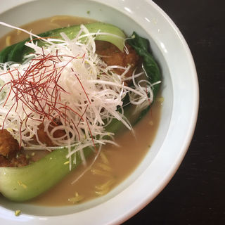 排骨湯麺(中国料理 布袋)