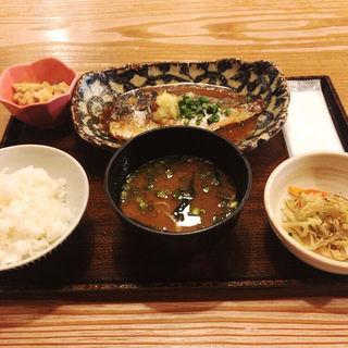 さばの味噌煮定食(なかよし )