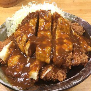 チーズチキンカツ定食 L(パセリ )
