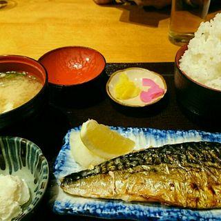 本日の焼魚御膳(魚盛 大手町店  )