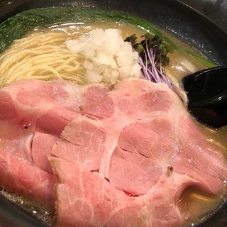 新鮮魚そば(丿貫)