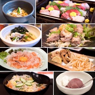 大皿コース(さわさわ )