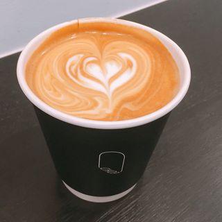 ラテ(CHOP COFFEE CAT STREET)