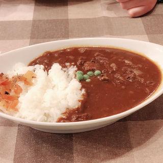 ハヤシライス(はり重 道頓堀本店 (はりじゅう))