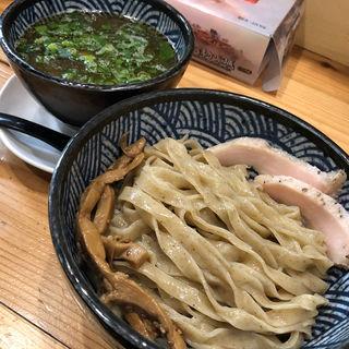 にぼしおつけ麺(極麺 青二犀 (ゴクメン アオニサイ))